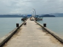 Koh Phayam ferry pier